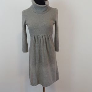 J. Crew wool/cashmere Dream Soho Sweater Dress